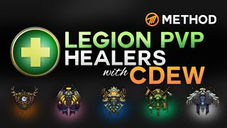 The Best Legion PvP Healer Class and Spec ft Cdew