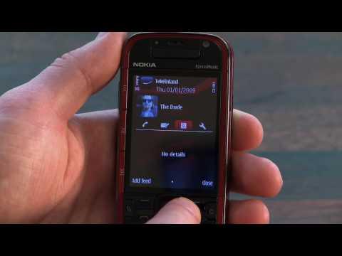 Nokia 5730 Xpressmusic Unboxing