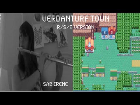 Verdanturf Town: Pokémon R/S/E [Flute Cover]