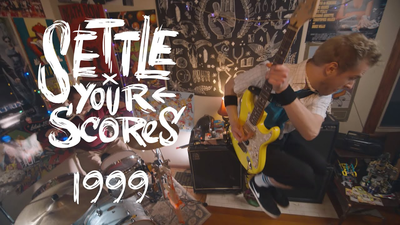 Download Settle Your Scores - 1999 (Official Music Video)