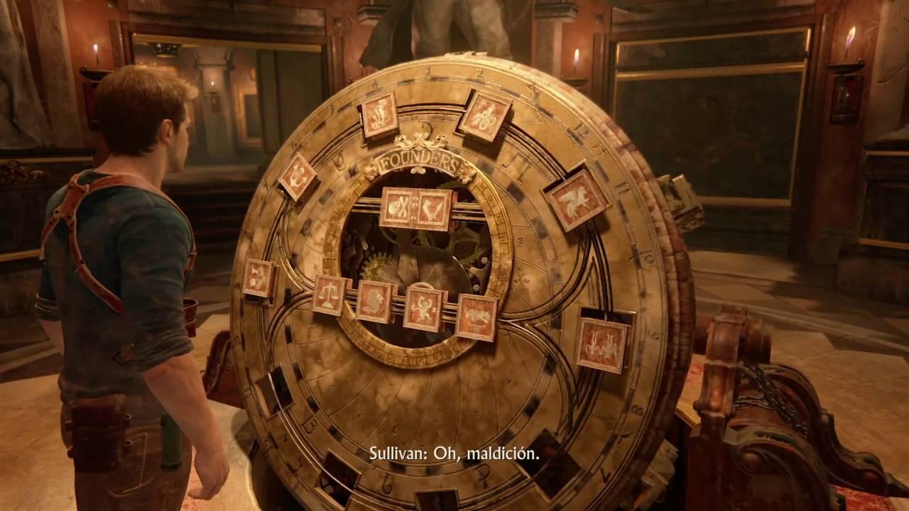 Uncharted 4: A Thief's End™ Puzzle Sellos Cuadrado - YouTube