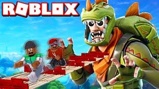 *NEW* ESCAPE FORTNITE WORLD IN ROBLOX!!! (Roblox Livestream)