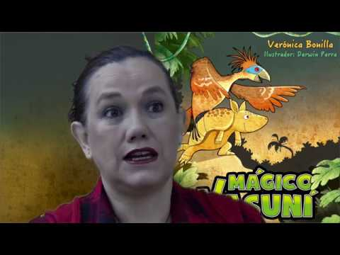 Libro Mágico Yasuní de Verónica Bonilla