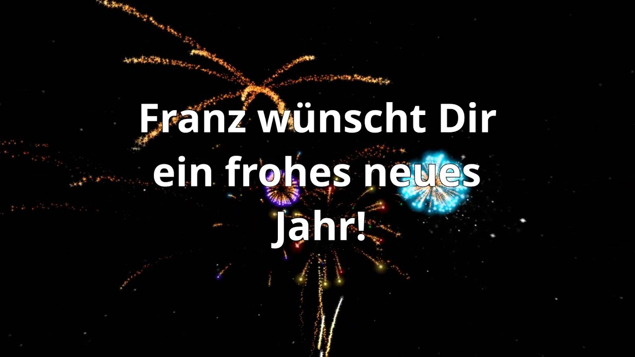 Silvester w nsche youtube for Silvester youtube