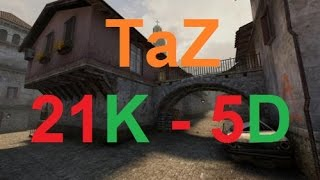 CSGO demo(TaZ) Virtus.pro vs myXMG Inferno DreamHack Winter 2014 Lan