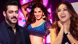 Sunny leone's item song in salman khan's upcoming movie ?