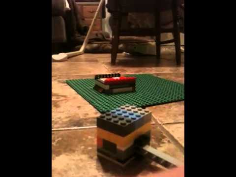 How To Make A Lego Coin Pusher Youtube