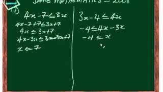 Download Video (www.jamb.org.ng) Jamb Maths Past Question And Answer 2008 Qn17 MP3 3GP MP4
