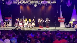 SKD Zavičaj Klagenfurt - Igre iz okoline Niša - Austrijska Smotra 2019