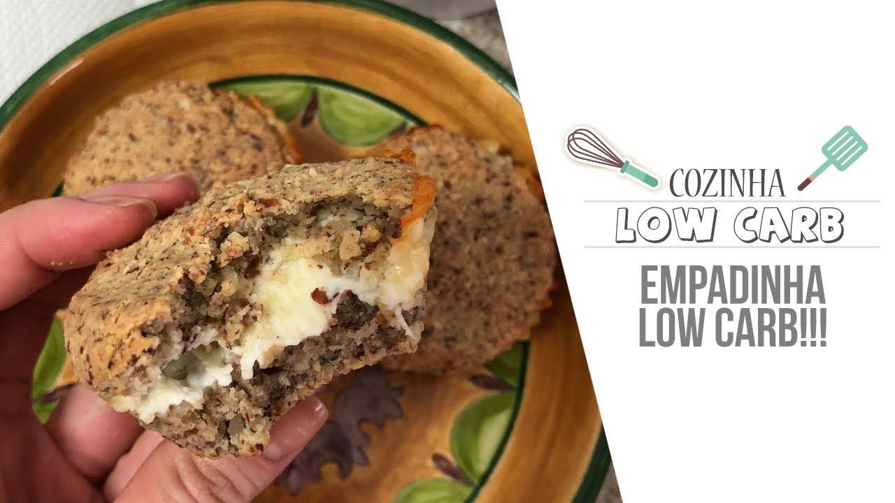 Empadinha Low Carb | #cozinhalowcarb