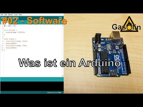 #02 Was ist ein Arduino - Software [German/Deutsch]