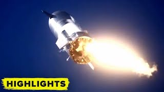 SpaceX Starship SN9 EXPLODES! Watch it here