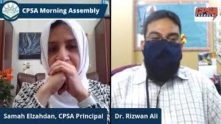 CPSA Morning Assembly Wednesday 3-24-2021