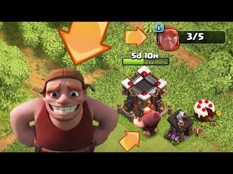 Thumbnail: THE BUILDER WAS SPOTTED + GIANTS IN HUTS | Clash of Clans | Builder Update