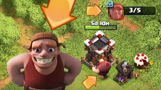 THE BUILDER WAS SPOTTED + GIANTS IN HUTS | Clash of Clans | Builder Update