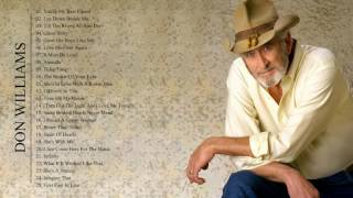 Don Williams Greatest Hits | The Best Of Don Williams