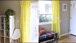 french pleat drapes