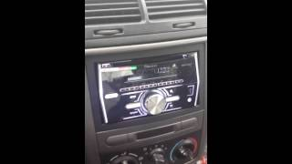 How to install car stereo on a Chevy Cobalt part3