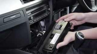 BMW 3 Series E90 (2007) Integration Kit: Install Guide