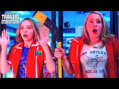 YOGA HOSERS ft. Johnny Depp, Lily Rose Depp | Official Trailer [HD] streaming vf