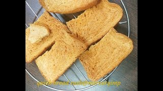 Make healthy bread rusk in 15 minutes