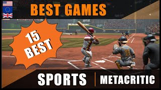 15 Best Sports Games On Nintendo Switch! (by Metacritic)