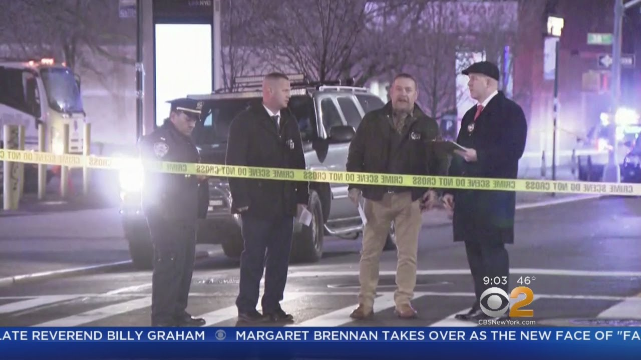 Search For Gunman In Astoria Double Shooting