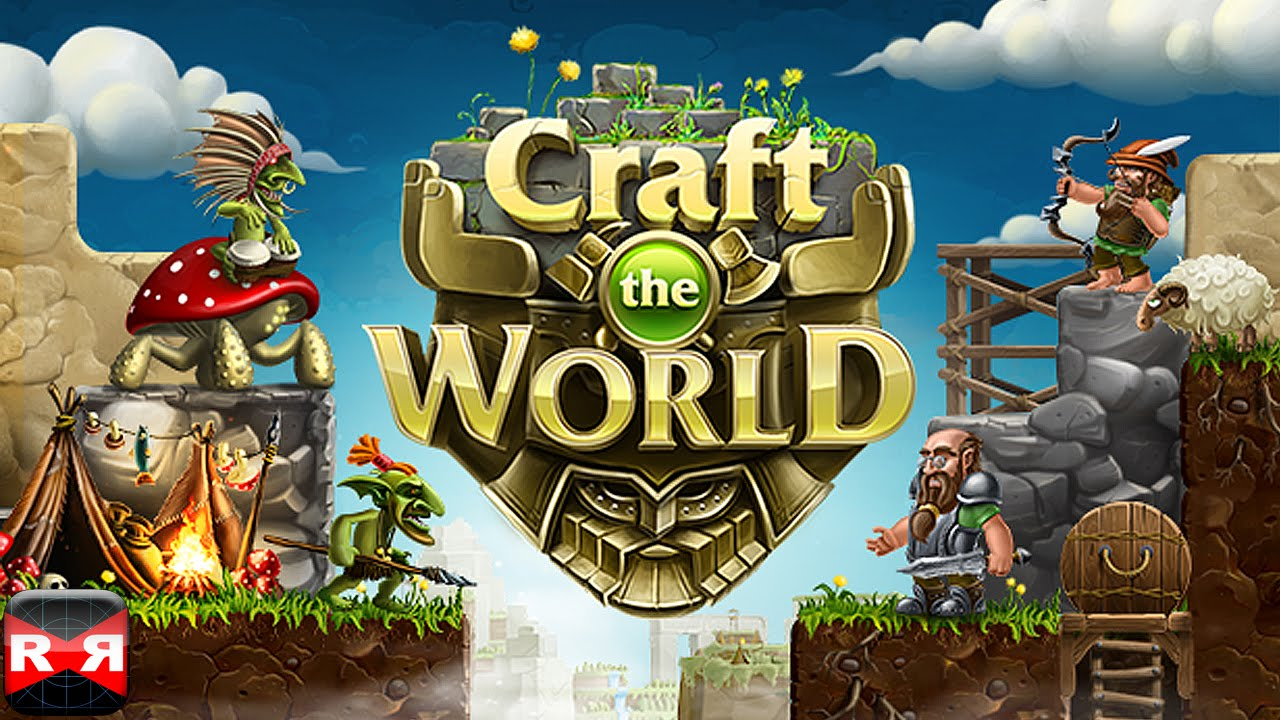 Craft The World - Pocket Edition (By Dekovir) - iOS / Steam - Gameplay Video