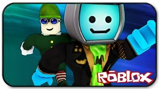 Roblox Speed Run 4 - Minecraft meets Roblox With Zachary