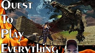 Quest To Play Everything - Dragon
