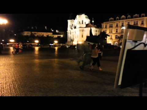Land Shark in Prague