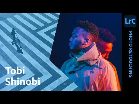 Lightroom Workflows with Tobi Shinobi - 1 of 2