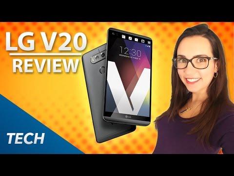 LG V20 Review - Weird but Good!