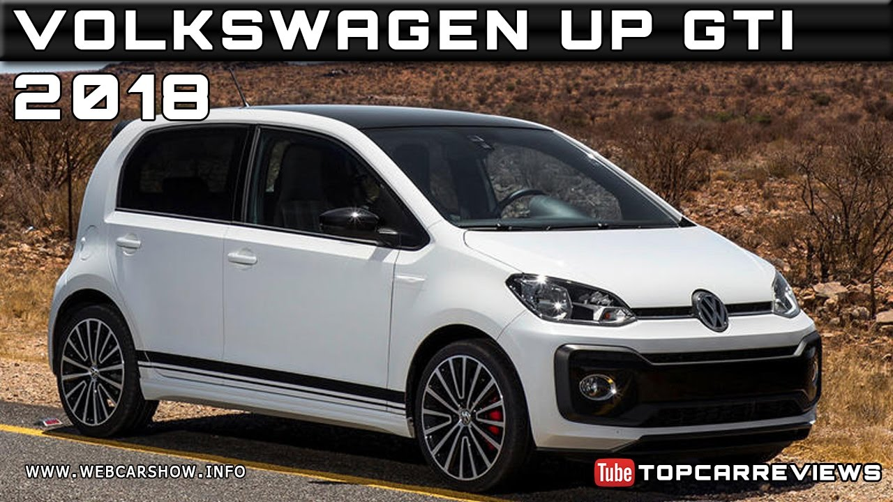 2018 volkswagen up gti review rendered price specs release date youtube. Black Bedroom Furniture Sets. Home Design Ideas