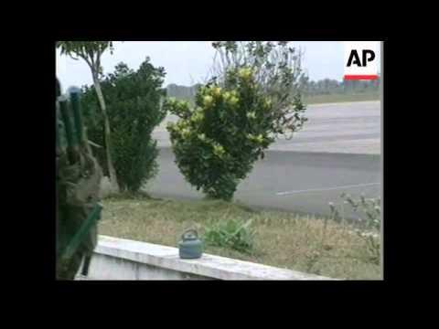 SIERRA LEONE: REBEL COMMANDER REJECTS PROPOSED CEASEFIRE