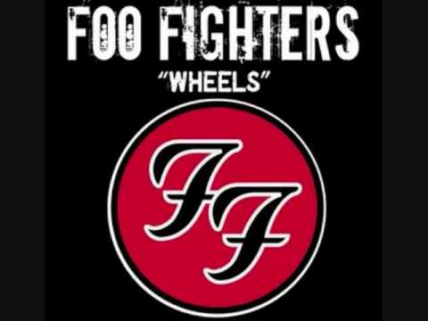Foo Fighters- Wheels
