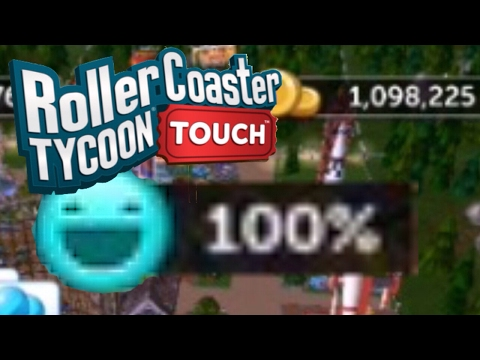 [OLD] How To Get Your Satisfaction Higher | RollerCoaster Tycoon Touch | RCT Touch