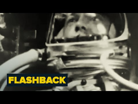 The Space Race | Flashback | NBC News
