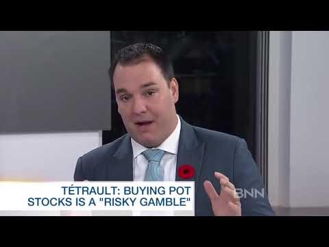 Insight on the marijuana market: Why investing in marijuana stocks is risky.