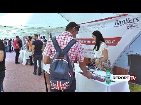 Report TV - Panairi/ Kompania e naftës Bankers Petroleum ofron vende të lira pune