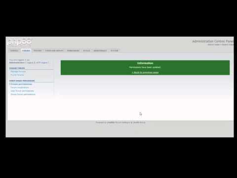 How to make a forum website part 2