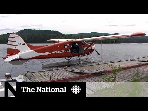 What caused the deadly crash of a float plane in Labrador