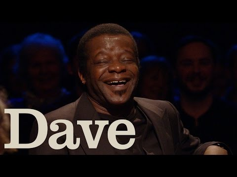 Stephen K Amos Was Called A Baboon   Alan Davies: As Yet Untitled   Dave
