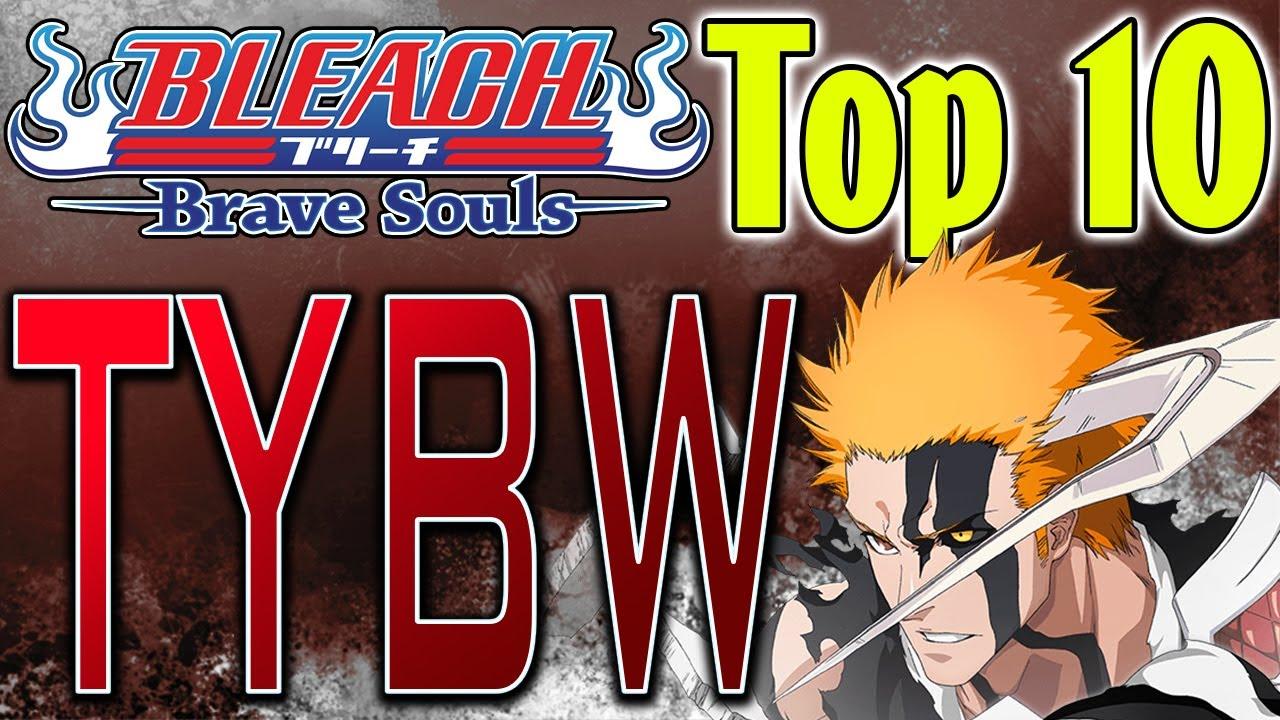 Bleach Brave Souls Top 10 TYBW (Manga) Characters (March 2020) #1