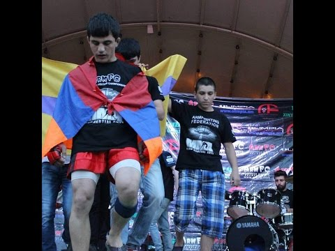 Самый лучший боец в Армении ВАРШАМ ГЕВОРГЯН MMA... / Instagram Varsham_gevorgyan_mma