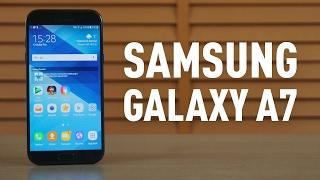 Samsung Galaxy A7 2017 akıllı telefon incelemesi