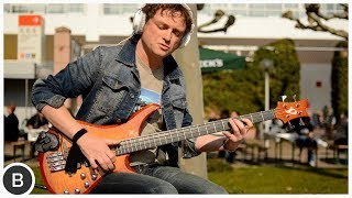 PASCAL MULOT - INSANE SLAP BASS SOLO | BassTheWorld.com