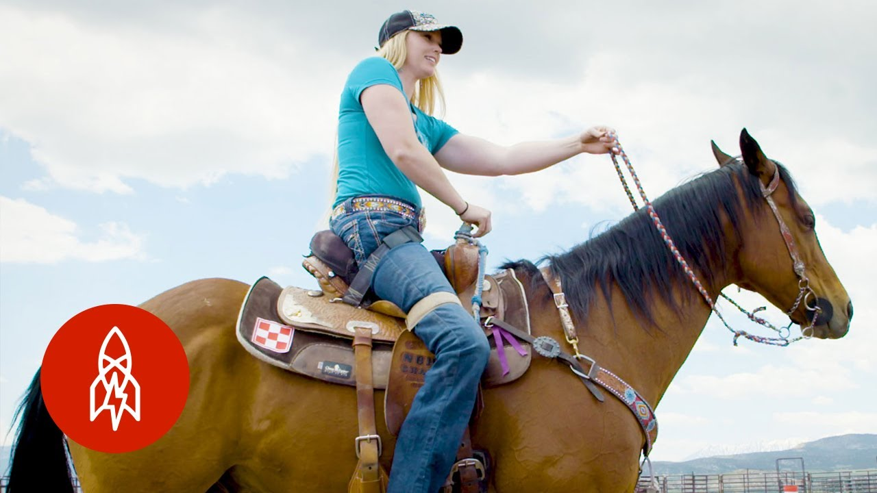 Back In The Saddle A Paralyzed Rider S Mission To Become