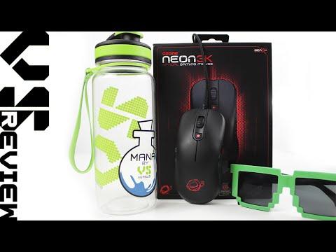 VSReview+ Sorteo #17: Ratón Óptico Neon 3K de Ozone Gaming