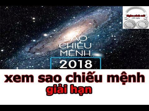 Chòm sao chiếu mệnh 12 con giáp 2018
